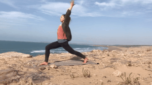 yoga for strength beginners series