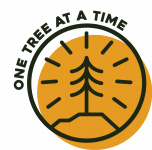 One tree at a time logo